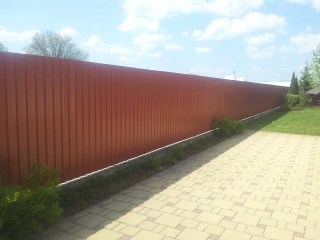 Kapuk, kerítések